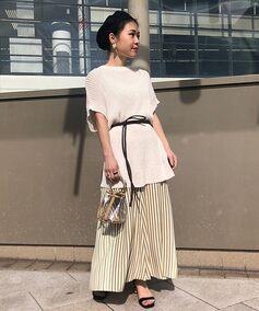 小柄 ファッション 女 30代