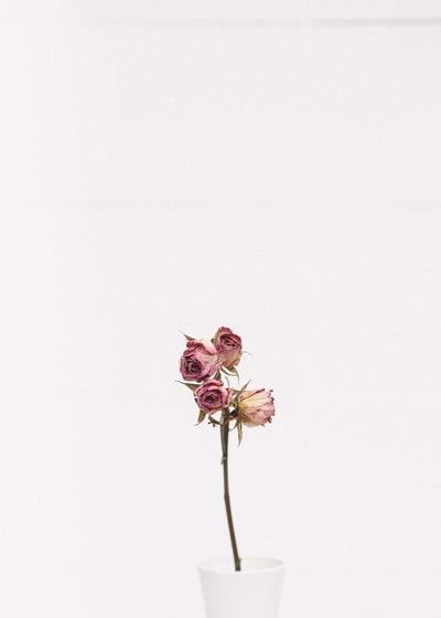 花を飾る スピリチュアル