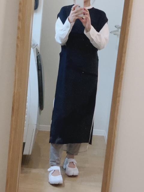 エアリフト 靴下 コーデ