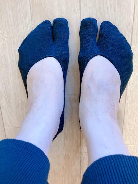 エアリフト 靴下 しまむら
